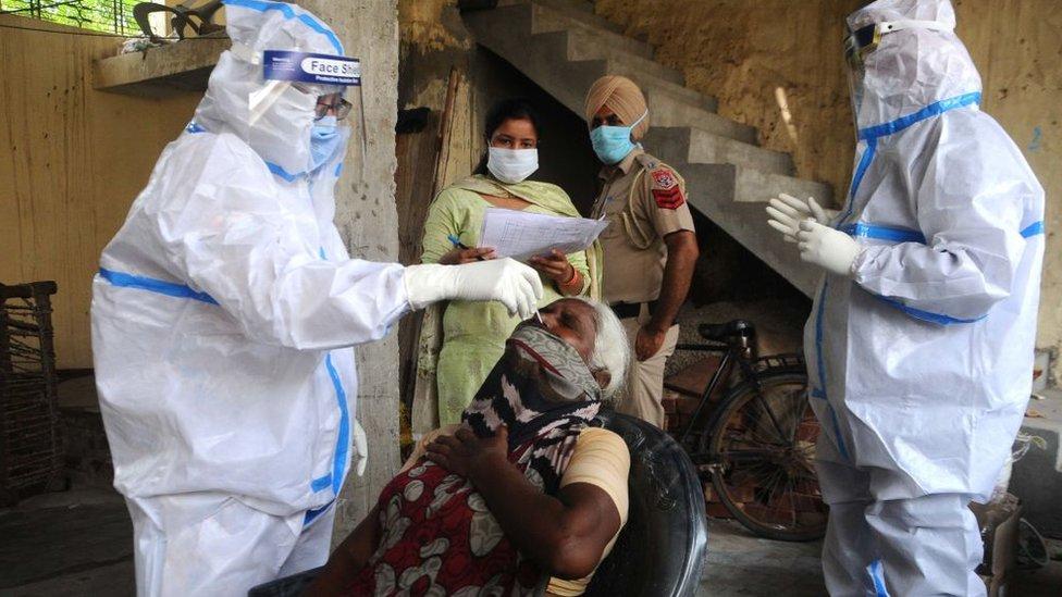 ਸ਼ਨੀਵਾਰ ਨੂੰ ਪੰਜਾਬ 'ਚ ਮਿਲੇ 719 ਨਵੇਂ ਕੋਰੋਨਾ ਮਾਮਲੇ ਹੋਇਆ 23 ਮੌਤਾਂ