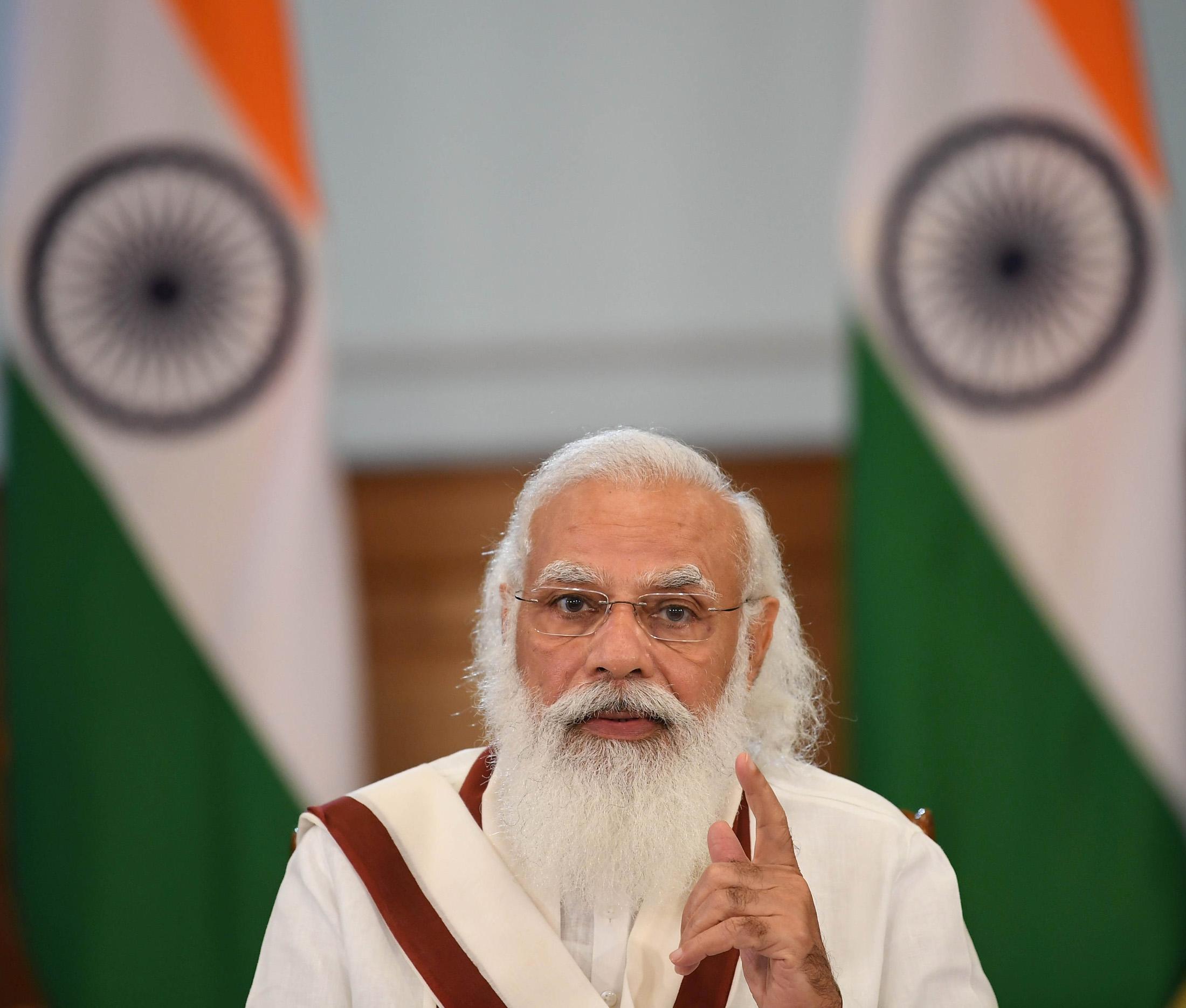 ਪੈਰਾਲੰਪਿਕ ਖੇਡਾਂ ਸ਼ੁਰੂ ਹੋ ਰਹੀਆਂ ਹਨ ਖੇਡਾਂ ਵਿਚ ਹਿੱਸਾ ਲੈ ਰਹੇ ਭਾਰਤੀ ਦਲ ਨੂੰ ਮੇਰੀਆਂ ਸ਼ੁੱਭਕਾਮਨਾਵਾਂ : PM ਮੋਦੀ